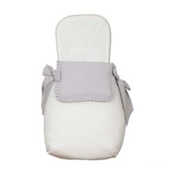 Bag 3 Uses Sugar Gray