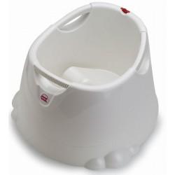 Shower bath seat Opla White Transparent