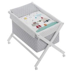 Mini Crib complete Indian Interbaby