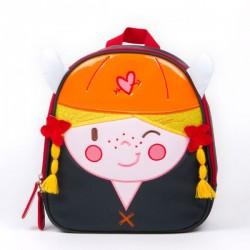 The Vikings Nursery backpack girl KIWISAC