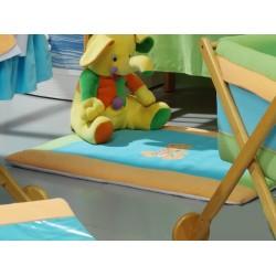 Giraffe baby blanket games 01