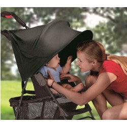 Stroller canopy Black Summer Infant