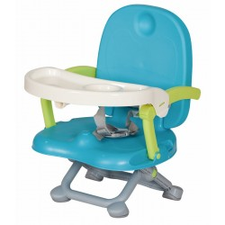 Picnic travel highchair turquoise