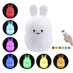 Children Rabbit lamp