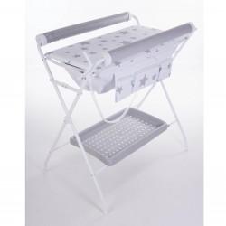 Flexible bathtub with model Rulos Star