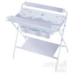 Flexible bathtub with Stork model Rulos
