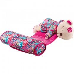 Kimono roll cushion Tuc-Tuc girl
