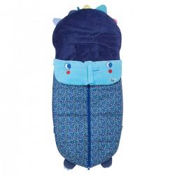 Enjoy & Dream Winter Jacket Blue